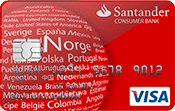 Santander Red kredittkort