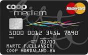 Coop MasterCard kredittkort