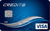 Credits Visa kredittkort