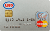 Esso MasterCard kredittkort