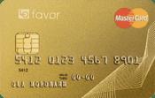 LOfavør MasterCard kredittkort