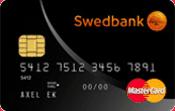 Swedbank MasterCard kredittkort