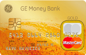 GE Money Bank MasterCard Gold kredittkort