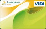 Landkreditt Visa kredittkort