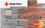 Røde Kors MasterCard kredittkort