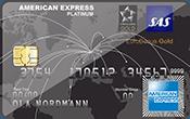 SAS EuroBonus Platinum American Express Card kredittkort