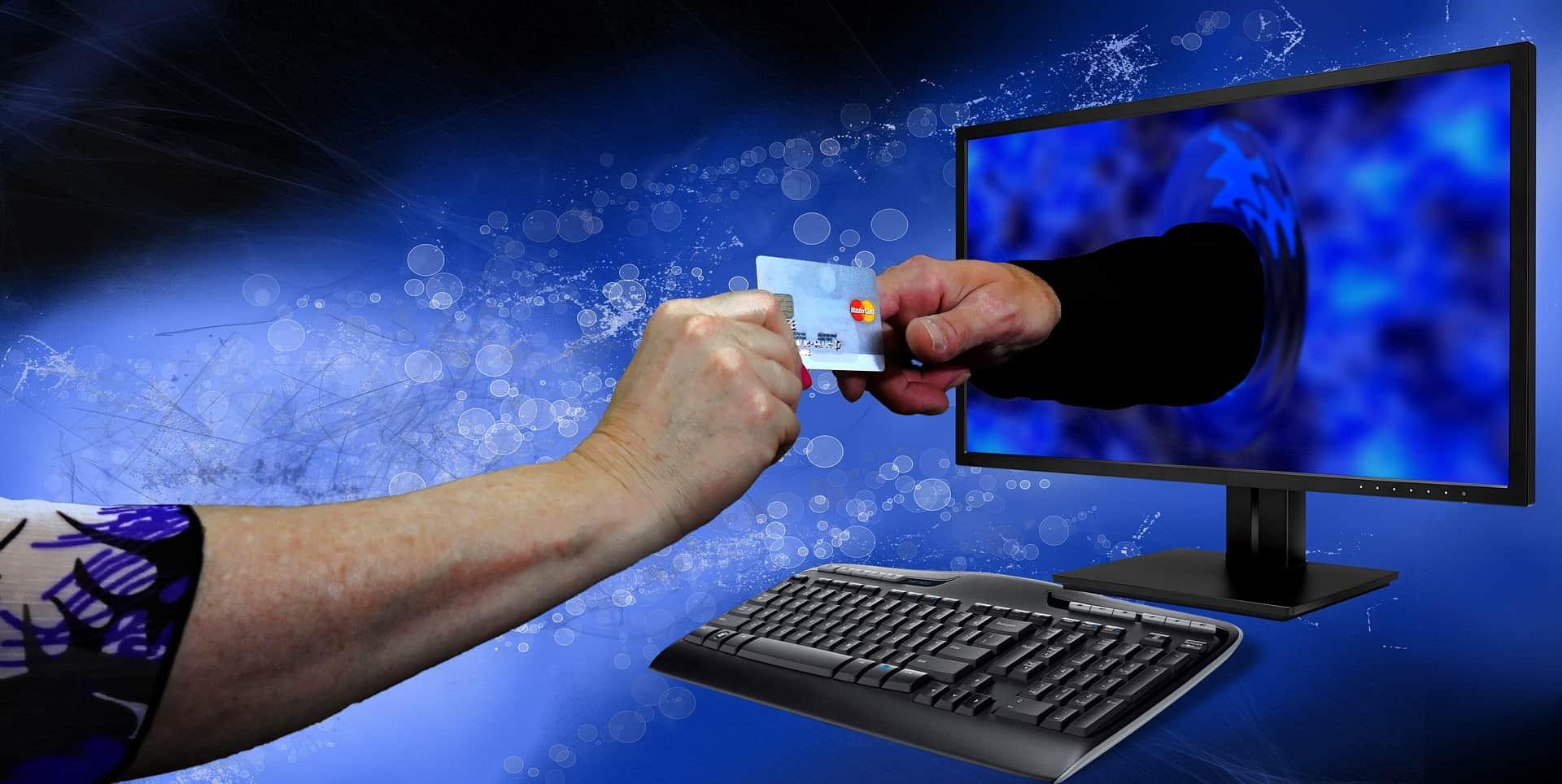 Betale med kredittkort